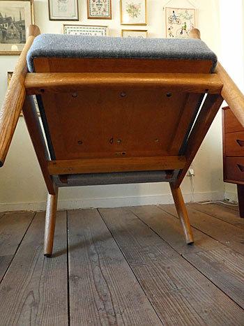 Fritz Hansen Highback chair_c0139773_18212545.jpg