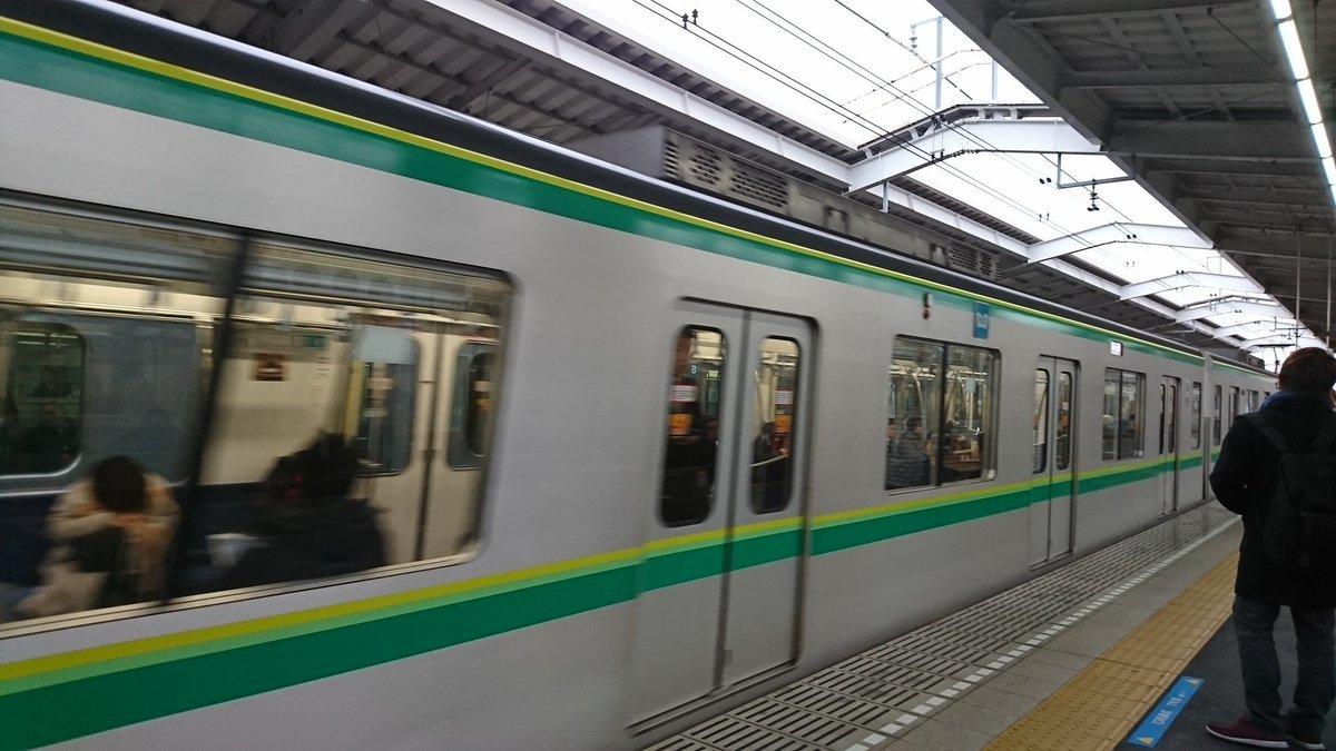 [小田急編] 乗降位置を変えずに電車を乗り継ぎホームの端から端まで移動する_a0332275_16503546.jpg