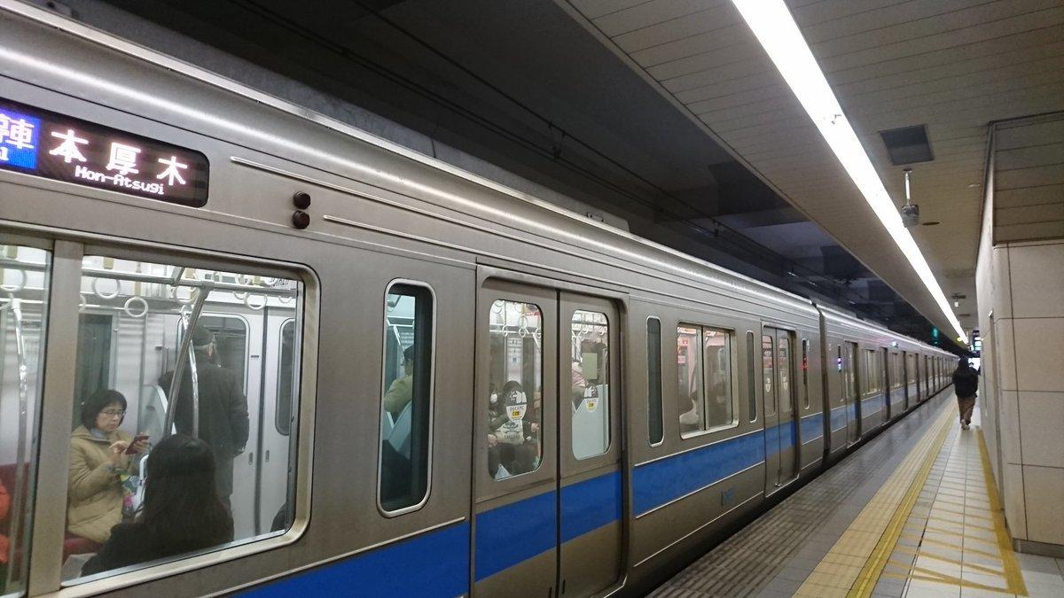 [小田急編] 乗降位置を変えずに電車を乗り継ぎホームの端から端まで移動する_a0332275_17030104.jpg