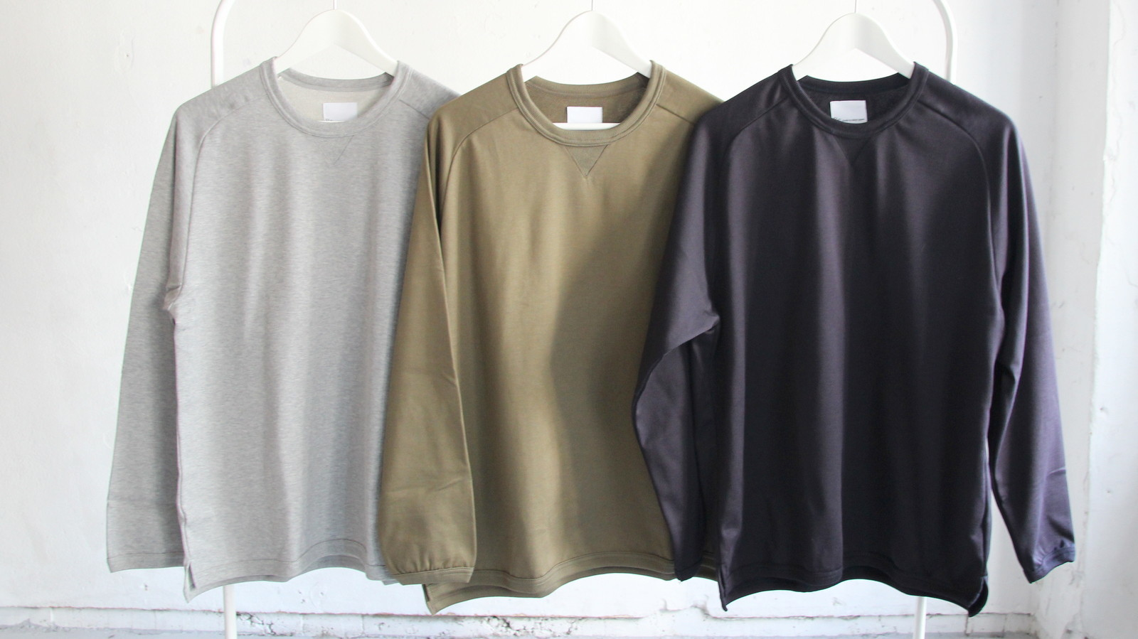 Tokyo Made Dress Sweat Shirt_c0379477_14412404.jpg