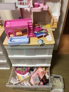 7歳と8歳の女の子の おもちゃのおかたづけ♪_a0239890_15080881.jpg