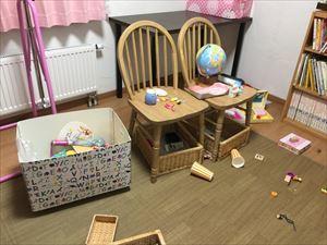 7歳と8歳の女の子の おもちゃのおかたづけ♪_a0239890_16392222.jpg