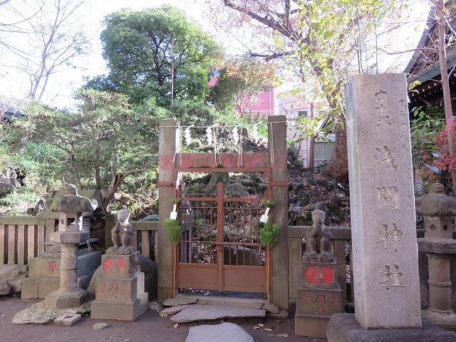 小野照崎神社(鶯谷散歩②)_c0187004_20583655.jpg