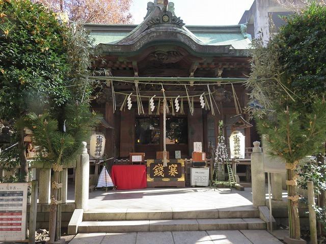 小野照崎神社(鶯谷散歩②)_c0187004_20584619.jpg