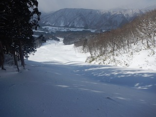 Itoshiro backcountry paradise !!_c0359615_20031739.jpg