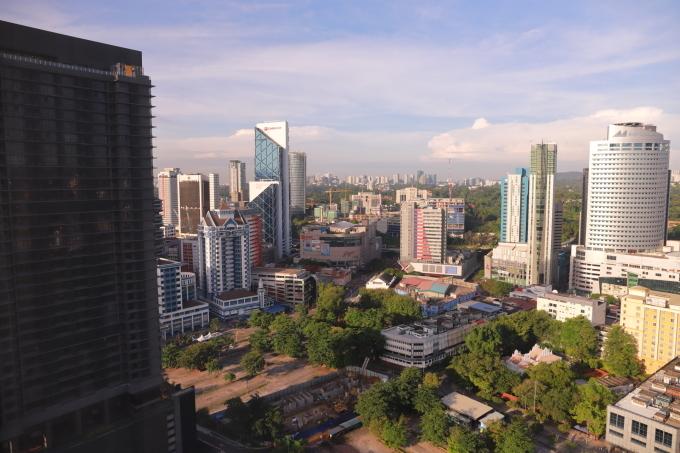 *シェラトン インペリアル クアラルンプール* マレーシア旅行 - 5 -_f0348831_17170016.jpg