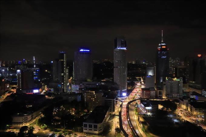 *シェラトン インペリアル クアラルンプール* マレーシア旅行 - 5 -_f0348831_23351933.jpg