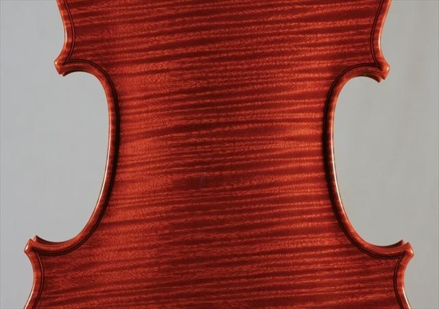 """2011年 ヴァイオリン ストラドモデル \""""1707\"""" カテドラル_a0197551_06352323.jpg"""