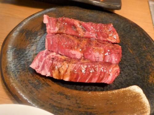 東京「焼肉 矢澤」へ行く。_f0232060_23283142.jpg