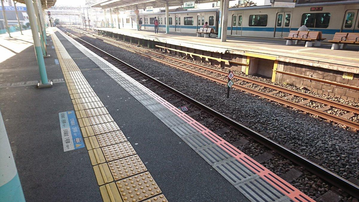 [小田急編] 乗降位置を変えずに電車を乗り継ぎホームの端から端まで移動する_a0332275_00290902.jpg