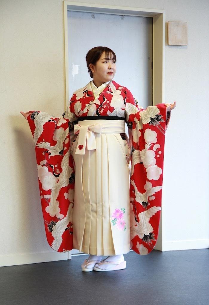 Nanaちゃんの卒業袴_d0335577_14583427.jpeg