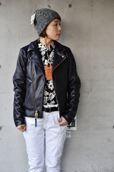 あと10日くらい。。。Vanson C2 LEATHER RAIDERS JACKET 「予約会」_d0152280_17321975.jpg