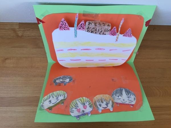 [小学1年生日記⑭] 工作が大好きな娘の、素材やペンの ざっくり収納・・・_a0239890_10204425.jpg