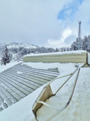 兼業農家の雪降ろしは3回目になりました_c0336902_17452159.jpg