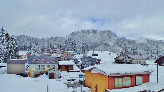 兼業農家の雪降ろしは3回目になりました_c0336902_17452435.jpg