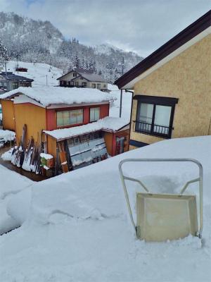 兼業農家の雪降ろしは3回目になりました_c0336902_17452842.jpg