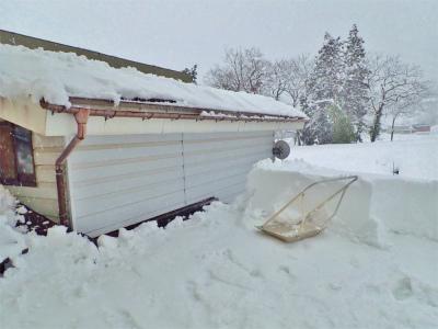 兼業農家の雪降ろしは3回目になりました_c0336902_17453180.jpg
