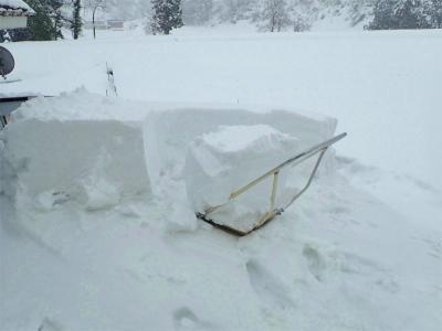 兼業農家の雪降ろしは3回目になりました_c0336902_17453566.jpg