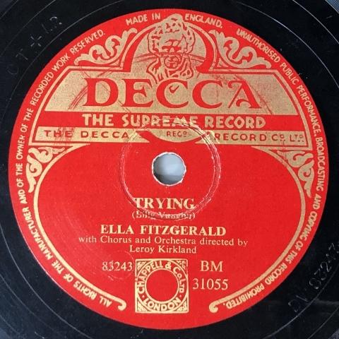 SPレコード入荷しました その8 ジャズ女性ボーカル_a0047010_14482861.jpg