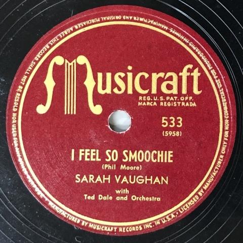 SPレコード入荷しました その8 ジャズ女性ボーカル_a0047010_14482960.jpg