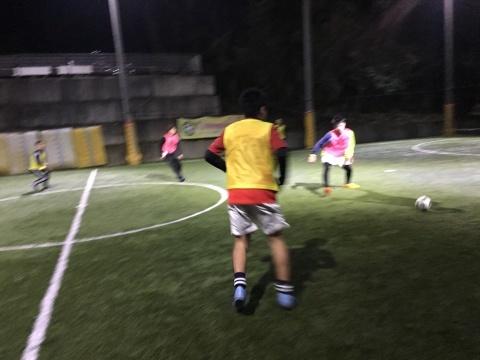 UNO 1/25(金) at UNOフットボールファーム_a0059812_15441956.jpg