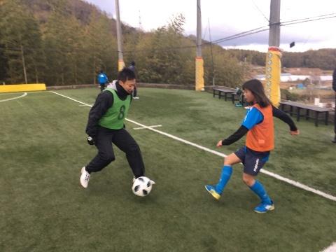 ゆるUNO 1/26(土) at UNOフットボールファーム_a0059812_16184179.jpg