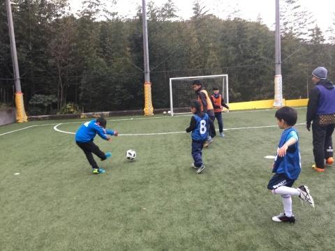 ゆるUNO 1/26(土) at UNOフットボールファーム_a0059812_16185882.jpg