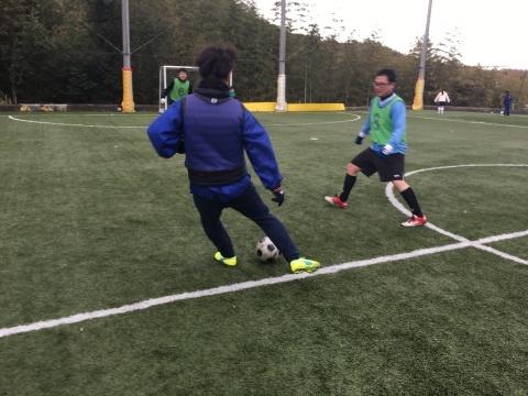 ゆるUNO 1/26(土) at UNOフットボールファーム_a0059812_16212796.jpg