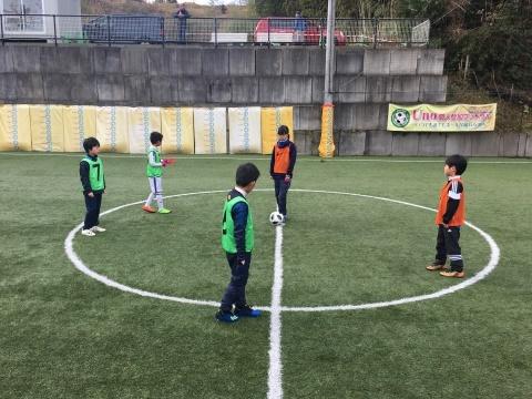 ゆるUNO 1/27(日) at UNOフットボールファーム_a0059812_18040052.jpg