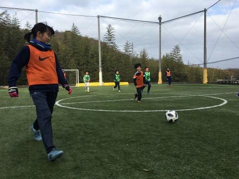 ゆるUNO 1/27(日) at UNOフットボールファーム_a0059812_18041768.jpg
