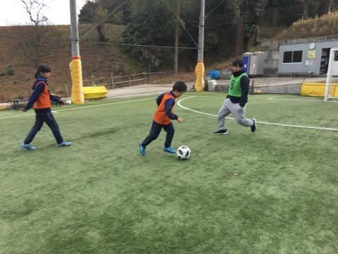 ゆるUNO 1/27(日) at UNOフットボールファーム_a0059812_18042139.jpg