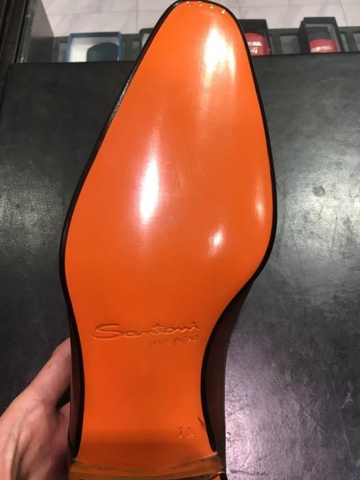 あのオレンジ色のソールにもばっちり_b0226322_12083548.jpg