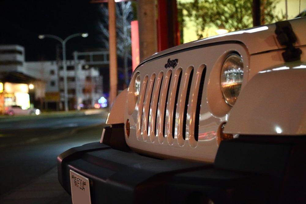 レガシィへバックカメラ取り付けからライトカーキTJ仕上げ作業_f0105425_20203700.jpg