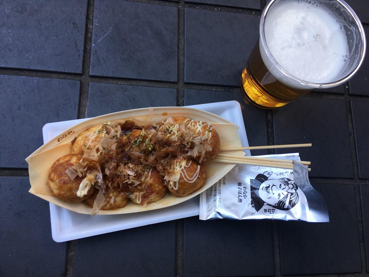 熱く美味しく大阪最高_f0225627_2045284.jpg