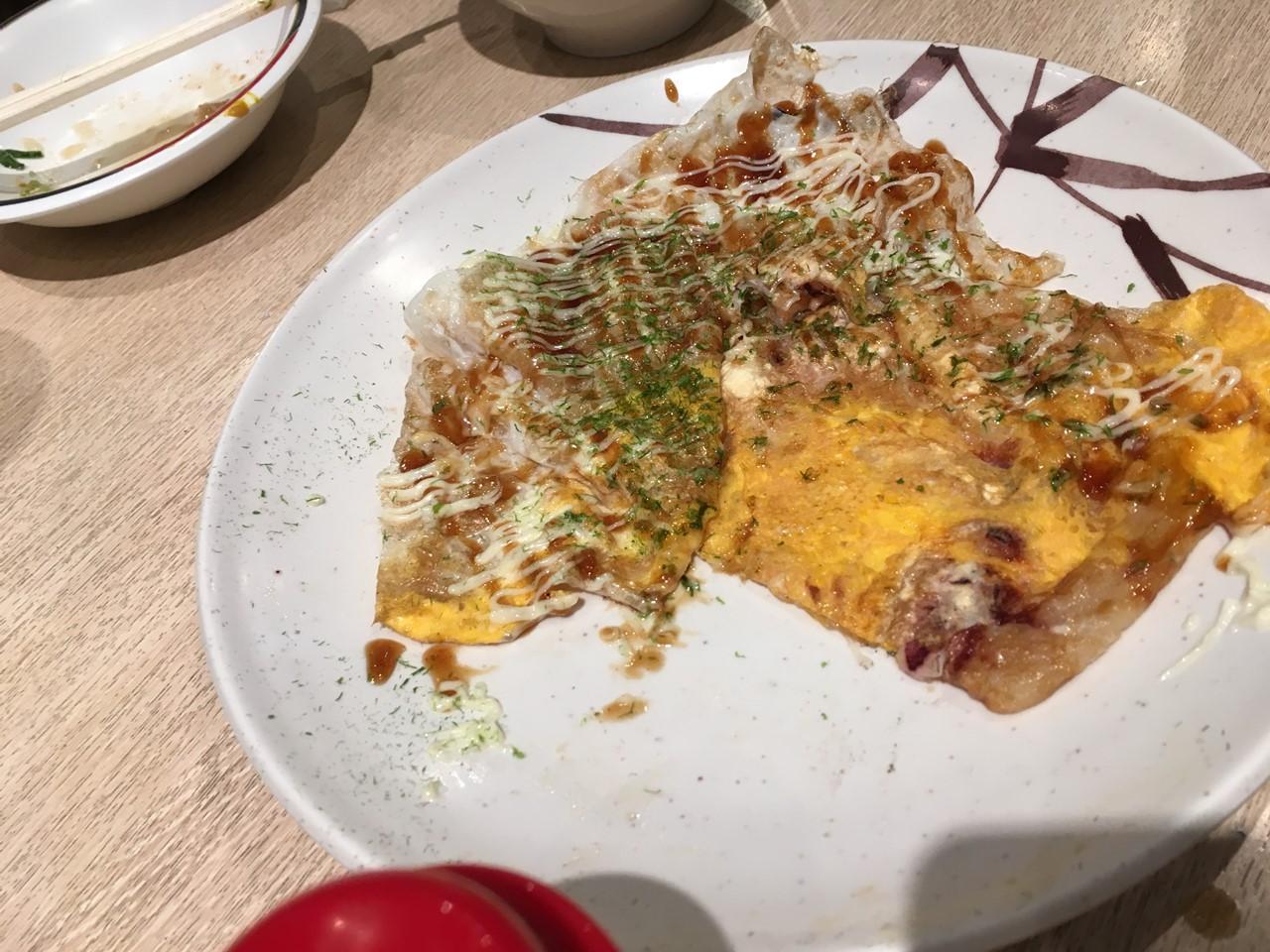 熱く美味しく大阪最高_f0225627_20475826.jpg