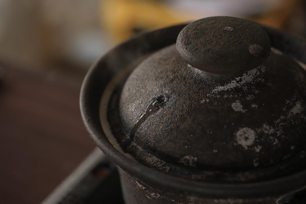 じばさんらんちき社員で食堂 -丹文窯の器で恵方巻-_e0295731_10495804.jpg
