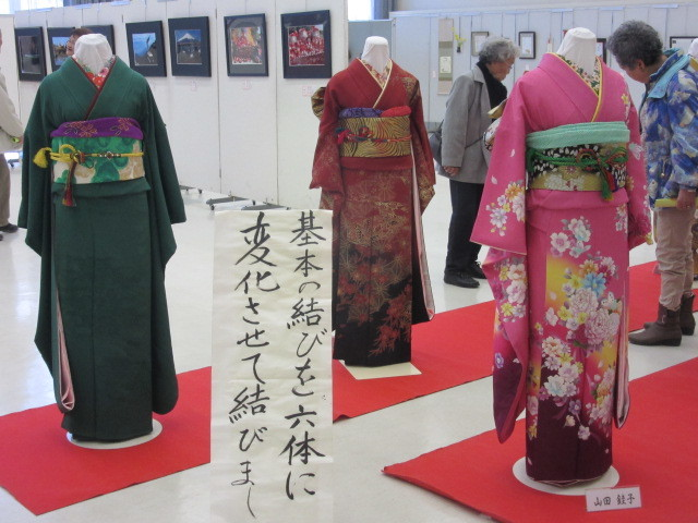 新春文化展と東浦町歴史パネル展_d0247833_10374517.jpg