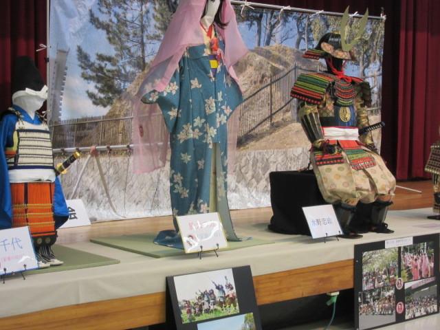 新春文化展と東浦町歴史パネル展_d0247833_10381722.jpg