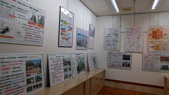 新春文化展と東浦町歴史パネル展_d0247833_10573629.jpg
