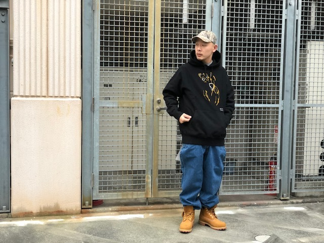 ACAPULCO GOLD ENTER THE.... PULLOVER HOODIE!!!_a0221253_19074205.jpg