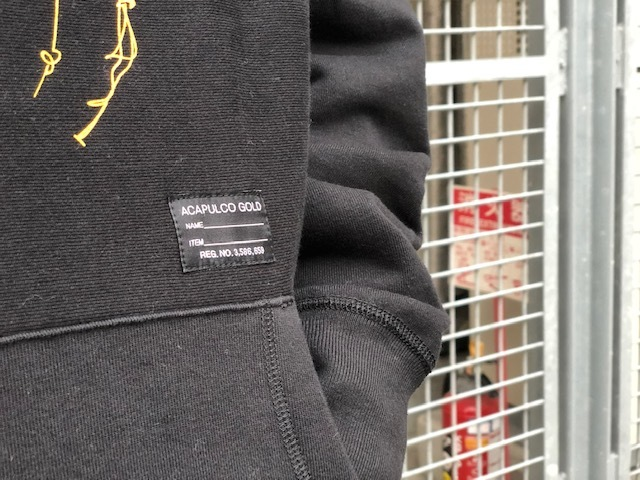 ACAPULCO GOLD ENTER THE.... PULLOVER HOODIE!!!_a0221253_19075253.jpg
