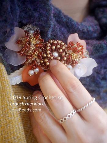 2019 Spring Crochet kit_e0232055_17561355.jpg