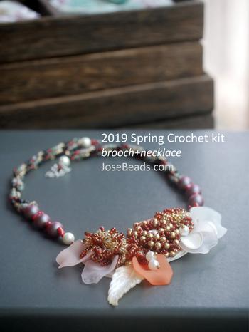 2019 Spring Crochet kit_e0232055_17562332.jpg