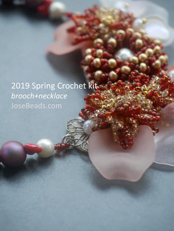 2019 Spring Crochet kit_e0232055_17562980.jpg