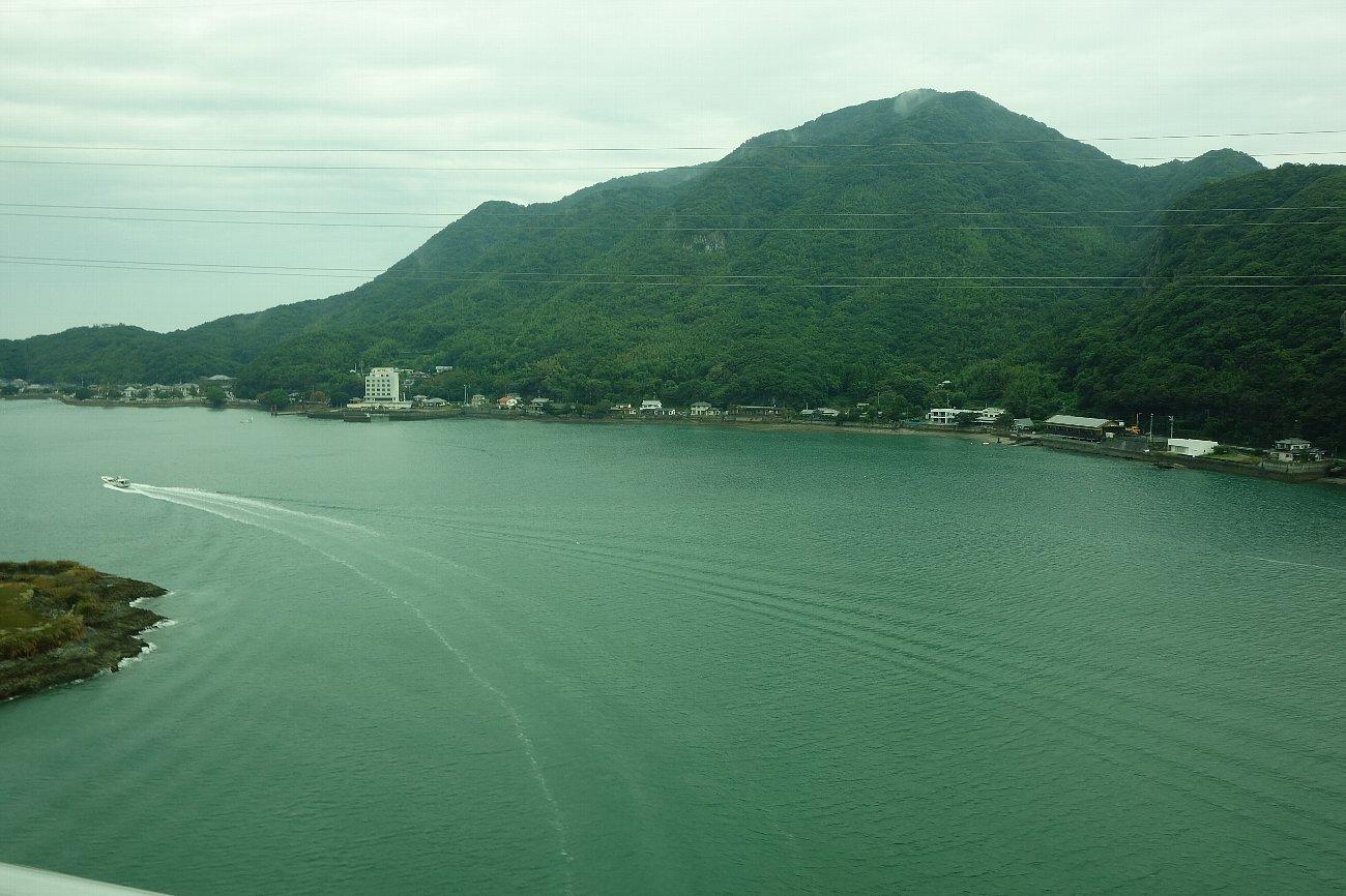 熊本県を北上して三角西港を通過_c0112559_07421673.jpg