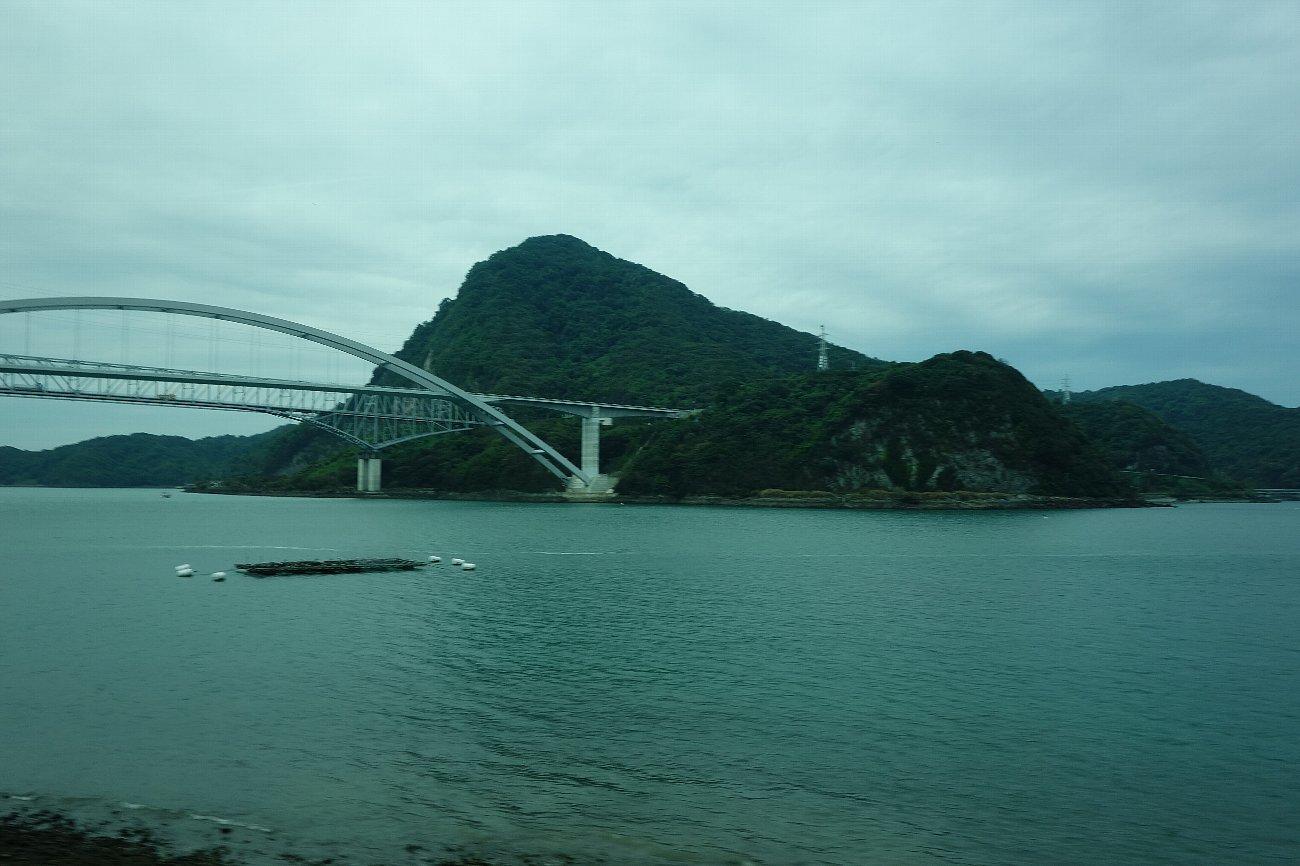 熊本県を北上して三角西港を通過_c0112559_07472423.jpg