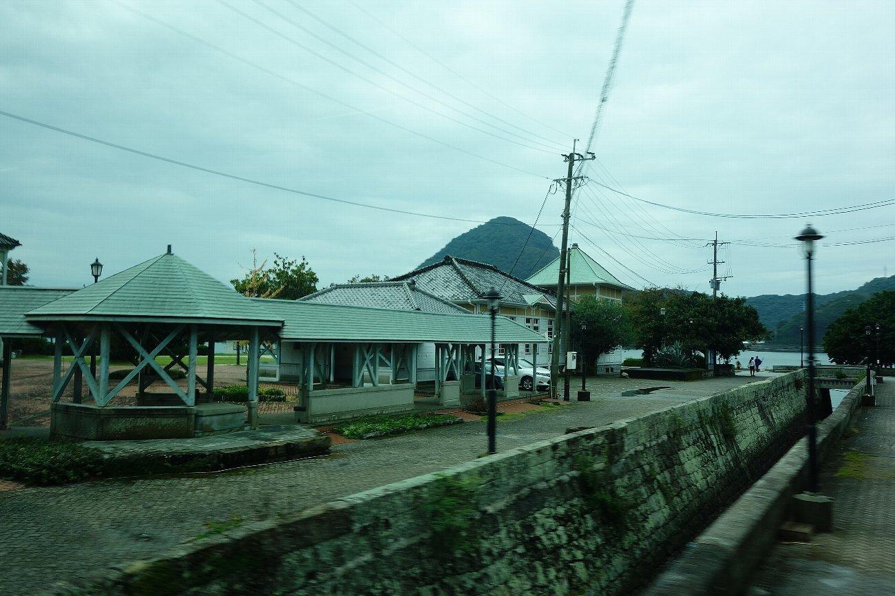 熊本県を北上して三角西港を通過_c0112559_07485128.jpg