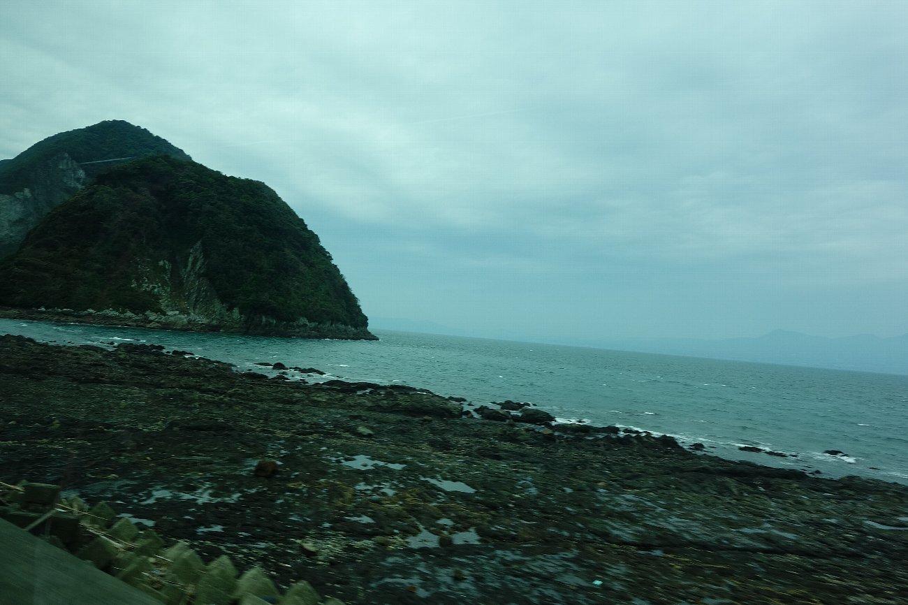 熊本県を北上して三角西港を通過_c0112559_07494760.jpg