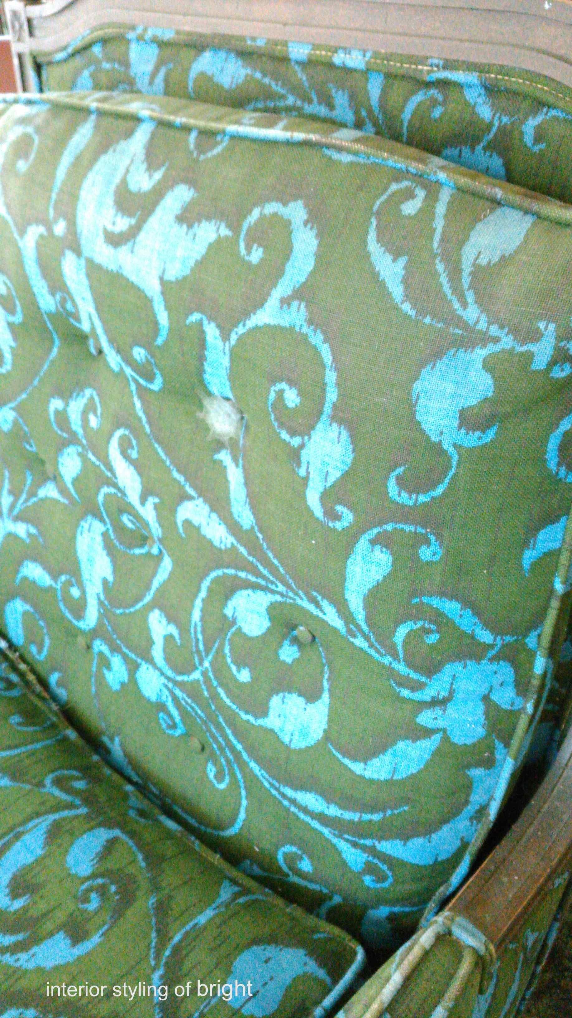 モリス 椅子張替『ラークスパー』 ウィリアムモリス正規販売店のブライト_c0157866_15005791.jpg
