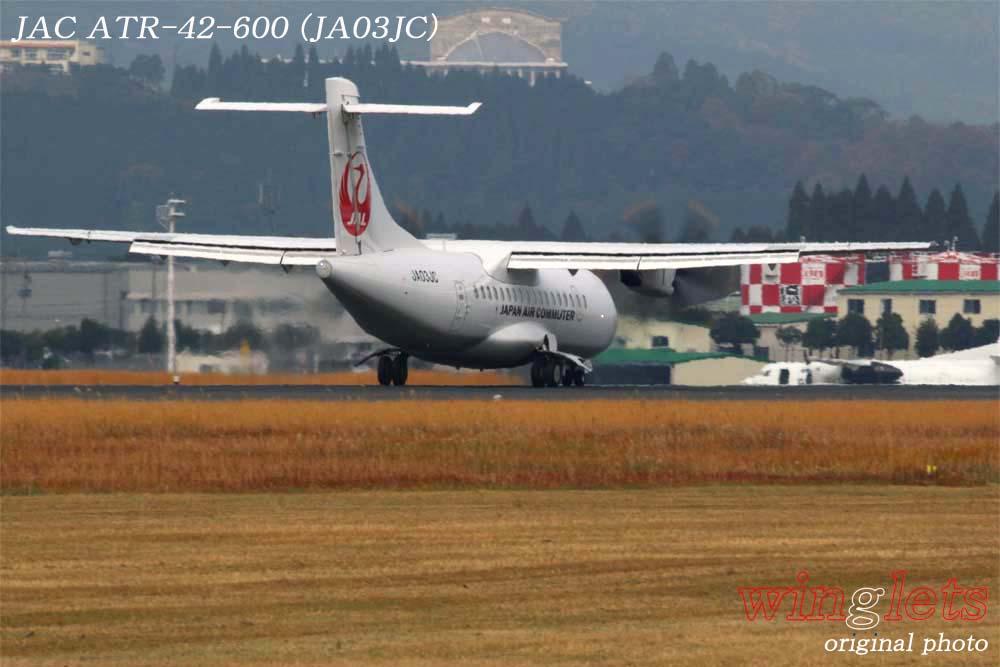 '19年 鹿児島空港レポート・・・JAC/JA03JC_f0352866_21574262.jpg
